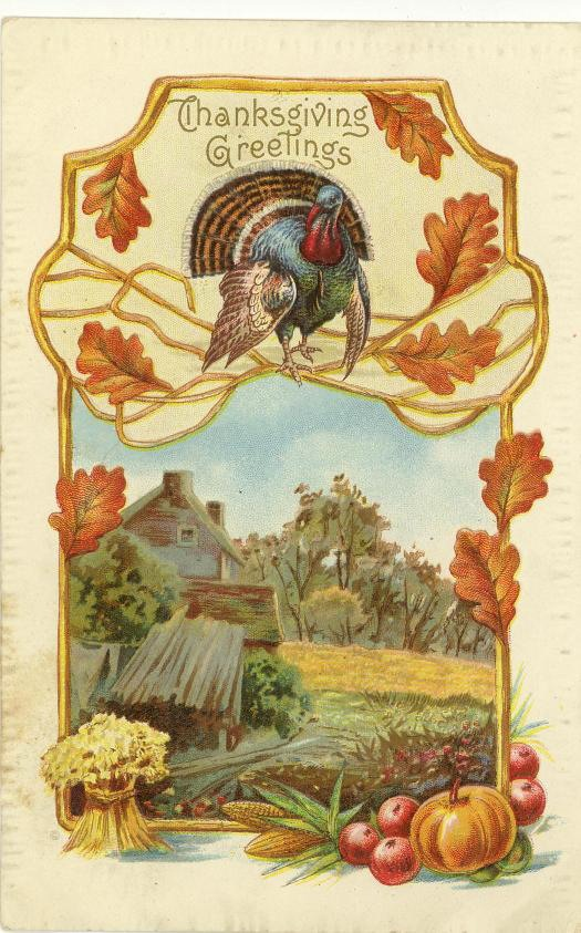 Thanksgiving Greeting 2